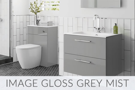 Image Gloss Grey Mist Bathrooms