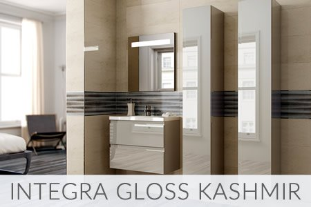 Integra Gloss Kashmir Bathrooms