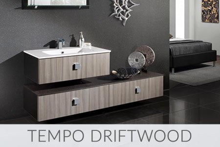 Tempo Driftwood Bathrooms