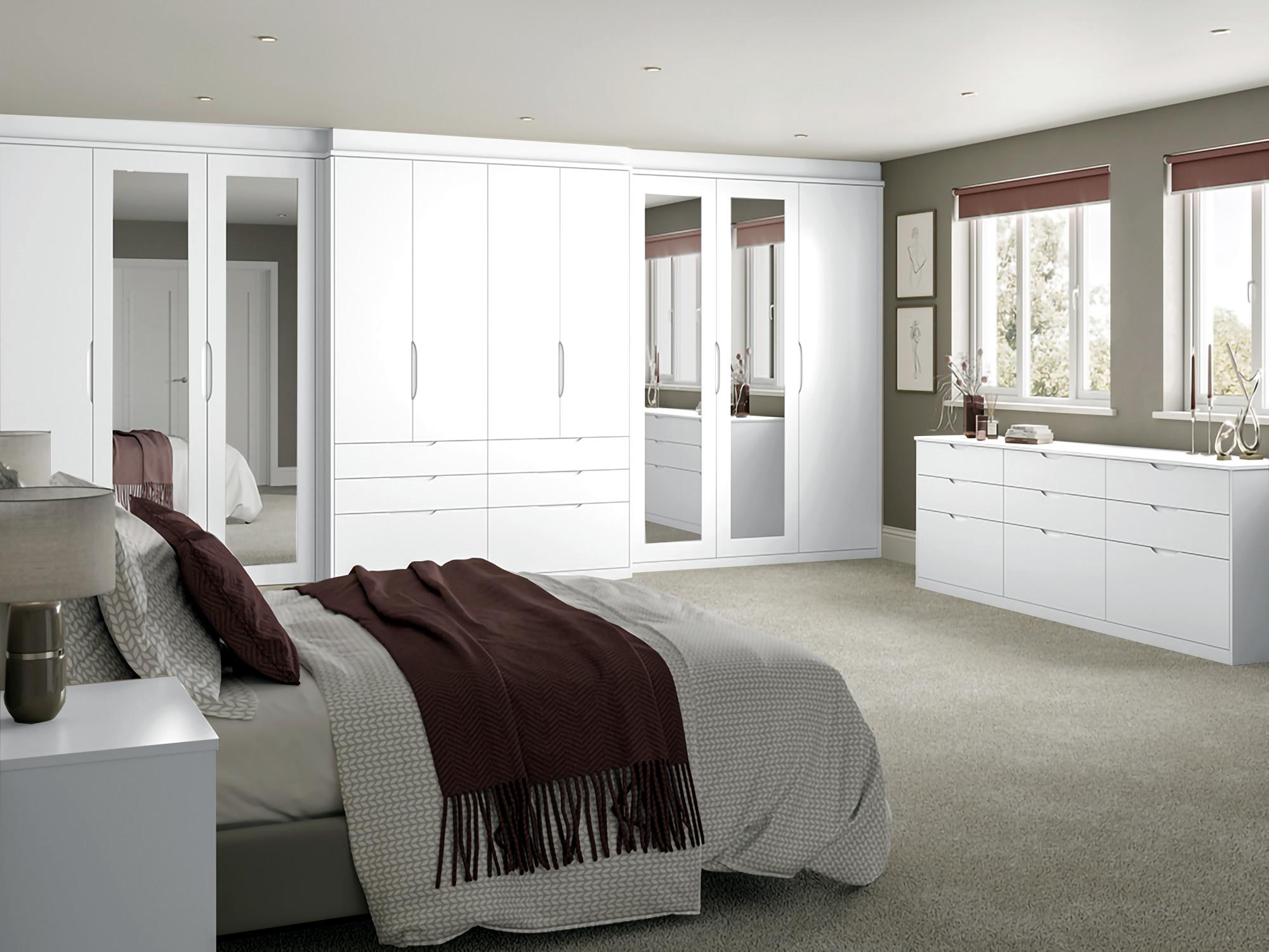 Essenza White Bedroom
