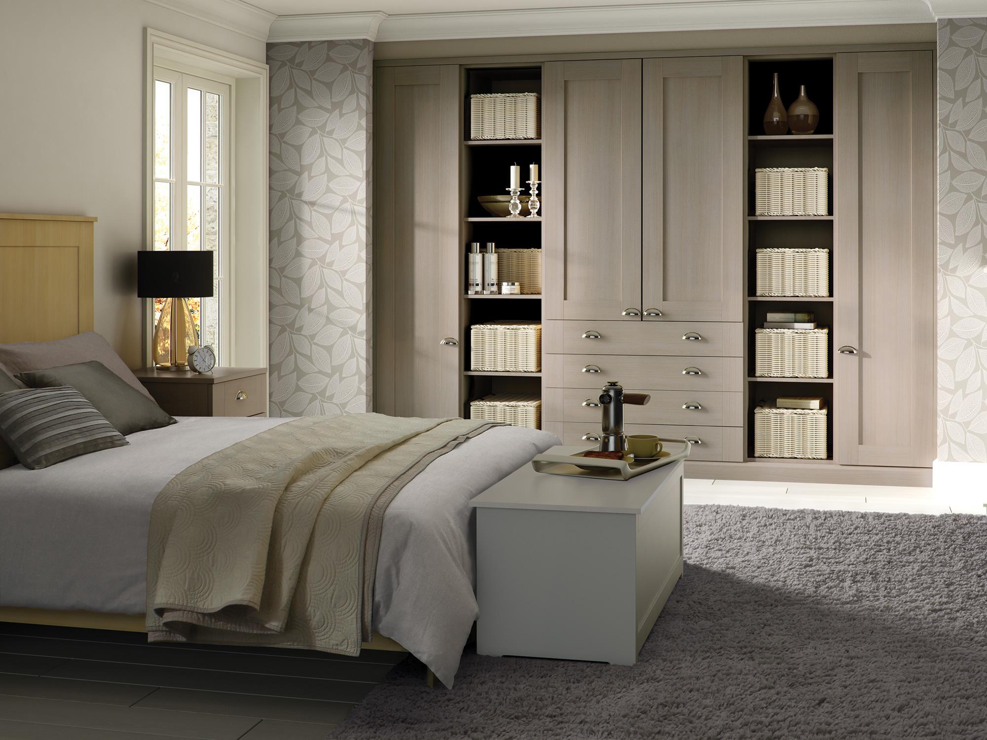 Pendle Jute Bedroom