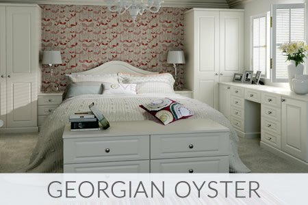 Georgian Oyster Fitted Wardrobes