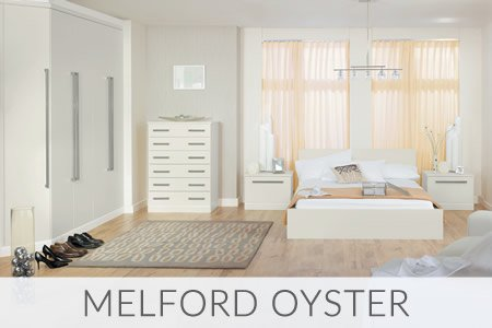 Melford Oyster Fitted Wardrobes