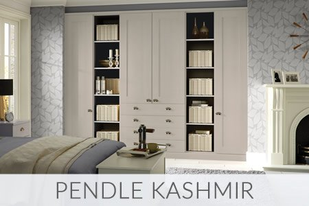 Pendle Kashmir Fitted Wardrobes