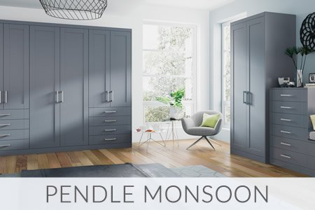 Pendle Monsoon Fitted Wardrobes
