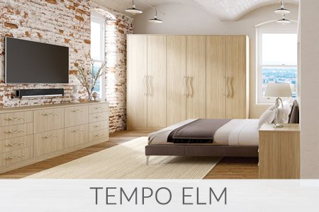 Tempo Elm Fitted Wardrobes