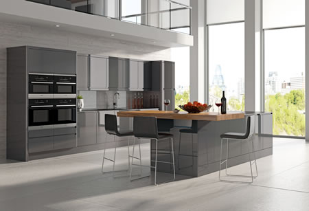 Integra Gloss Kitchens
