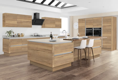 Moderna Fibre Kitchens