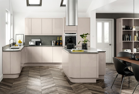 Lucent Gloss Kitchens