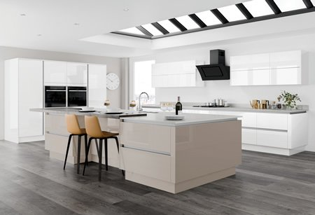 Moderna Gloss Kitchens