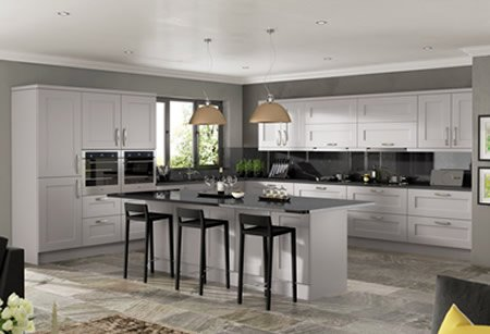 Solent Matt Kitchens